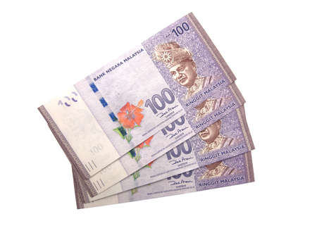 馬來西亞林吉特RM100
