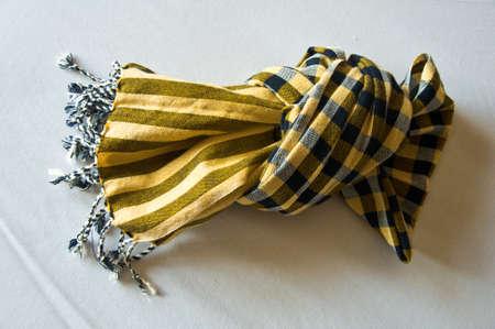loincloth: loincloth,tradition thai men cloth Stock Photo
