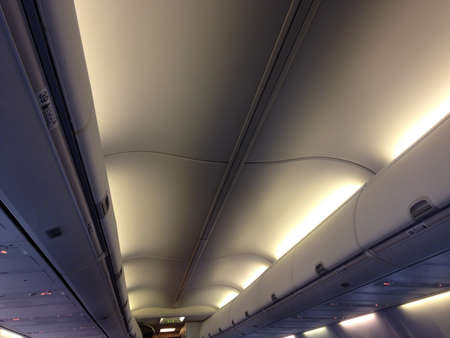 interior: Interior airplane