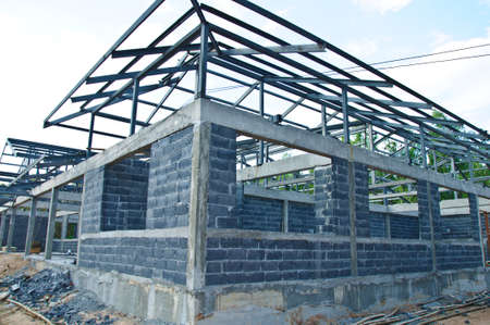 residential home: New residential construction home