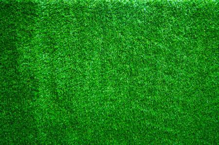 Artificial turf green photo
