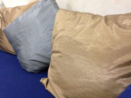 interior: Pillow Stock Photo