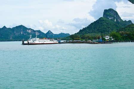 phangan: Thailand, Koh Phangan (Phangan Island) Stock Photo