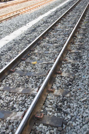 shunt: The railway shunt for transport raw material at Thailand