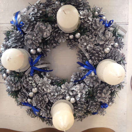 shiny: Christmas wreath