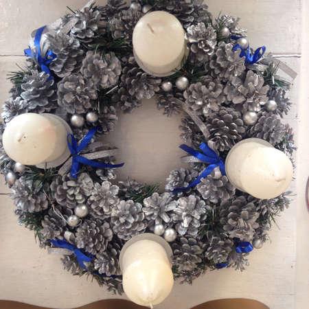 pine wreaths: Christmas wreath