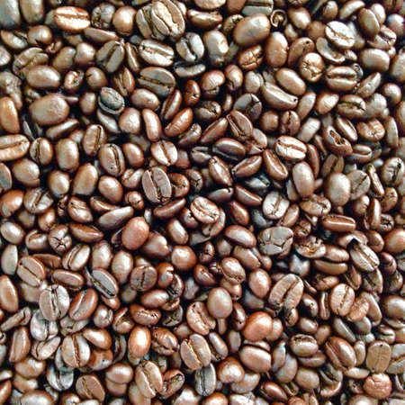 close: Brown coffee ,background texture ,close up