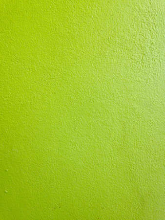 decor: Green cement wall , background Stock Photo