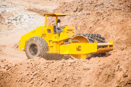 commercial equipment: construction works with commercial equipment