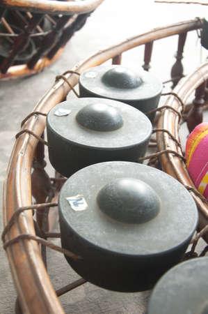 xilofono: xilófono equipo musical tailandés de Tailandia