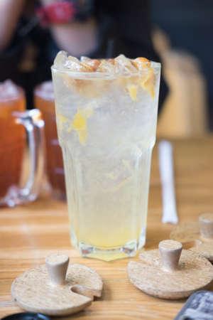 梅とライム ジュース
