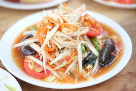 Sum Tum The favourite food of Thailand
