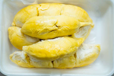 Durian fruit, the most delicious duriran of Thailand