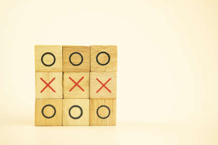 OX (tic tac toe) wood board game, o x board games