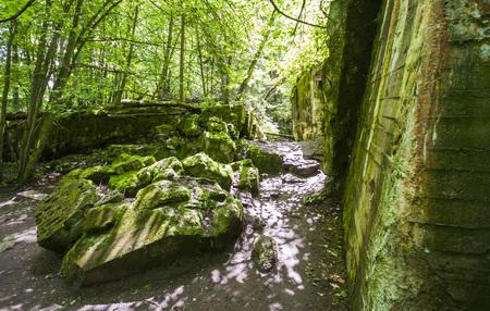 Wolfs Lair, Bunker in Poland