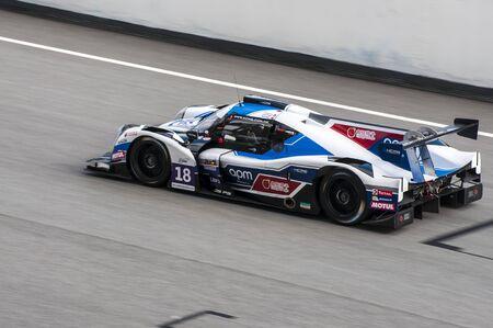 Photos from Racing Formula and Le Mans circuit in Sepang, Kuala Lumpur in Malaysia. Editorial