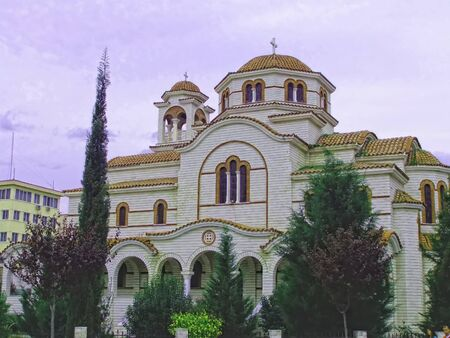 Orthodox Church, Durres, Albania