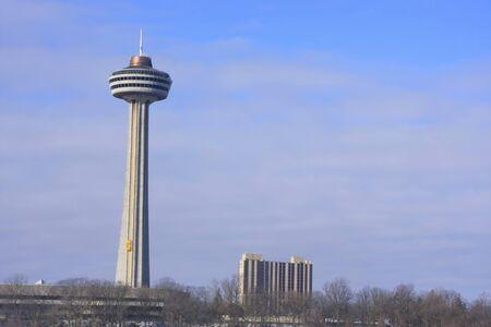 The Skylon Tower,  Niagara Falls, Ontario, Canada photo