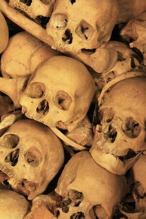 phen: Killing caves of Phnom Sampeau, Battambang, Cambodia, Southeast Asia