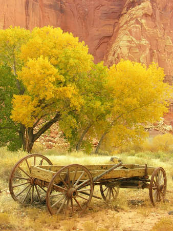 Capitol Reef National Park in a fall, Utah, USA Stock Photo - 19118068