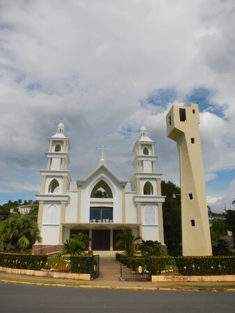First African Wesleyan Methodist Church of Samana, Dominican Republic Imagens