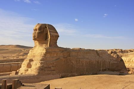 The Sphinx, Cairo, Egypt Stock Photo