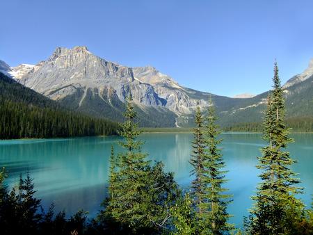 british  columbia: Emerald Lake, Yoho National Park, British Columbia, Canada