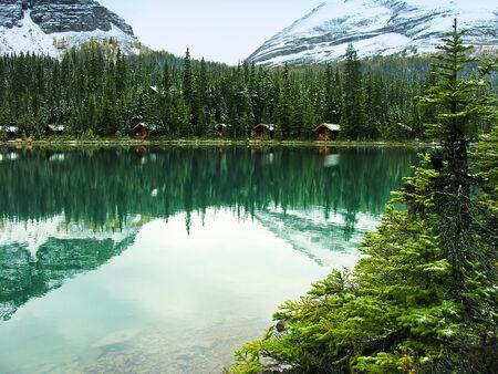 Lake Ohara, Yoho National Park, British Columbia, Canada