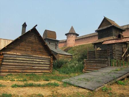 Saviour-Euthimiev monastery fortress, Suzdal, Russia