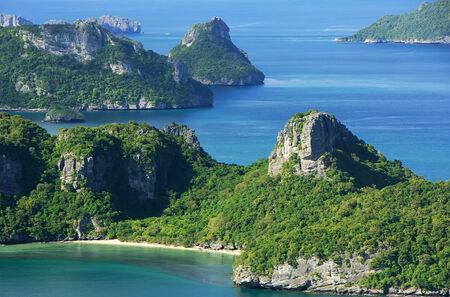 angthong: Ang Thong National Marine Park, Thailand