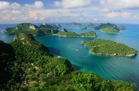 ang thong: Ang Thong National Marine Park, Thailand