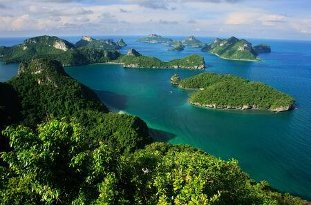 thong: Ang Thong National Marine Park, Thailand