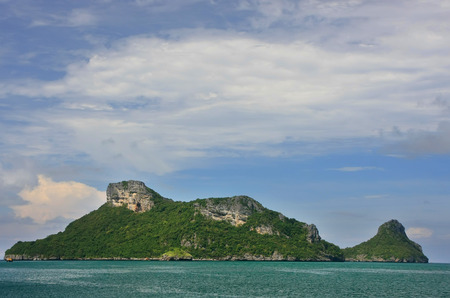 Ang Thong National Marine Park, Thailand photo