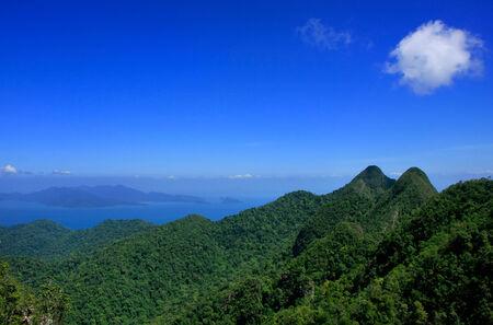 langkawi island: Langkawi island landscape, Malaysia, Southeast Asia
