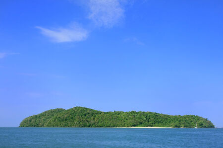 geoforest: Island in Marble Geoforest Park, Langkawi, Malaysia