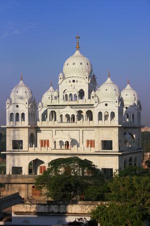 gurudwara: Gurudwara temple, Pushkar, Rajasthan, India