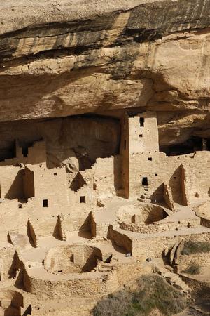 Cliff Palace, Mesa Verde National Park, Colorado, USA photo