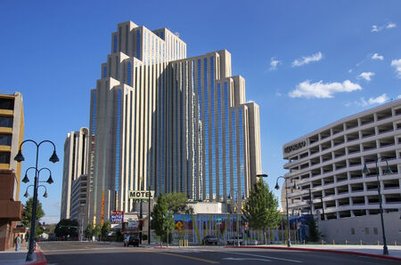 legacy: Silver Legacy resort and casino in Reno, Nevada, USA