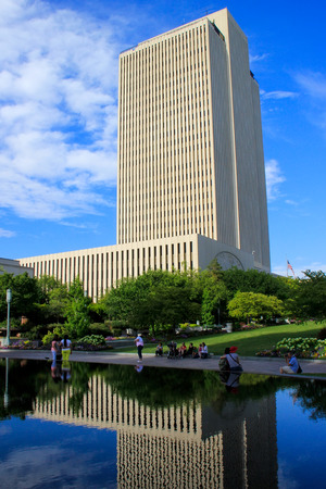 lds: LDS church headquarters building in Salt Lake City, Utah. Salt Lake City is the capital and the most populous city in Utah Stock Photo