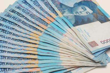 Piles of Money photo