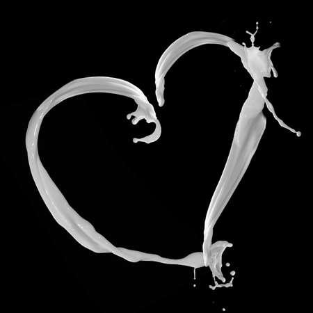 유백색 심장