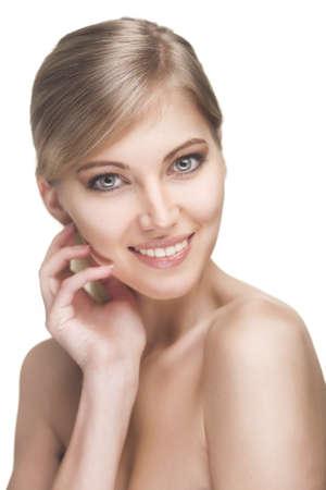 young beautiful woman  Stock Photo - 16754806