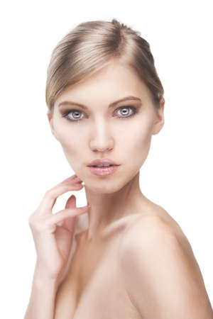 young beautiful woman Stock Photo - 17567677
