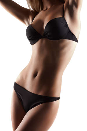 young girls breast: sexy hot woman in lingerie