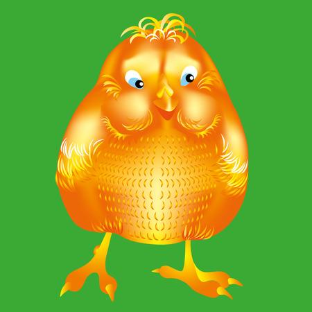 aviary: vector chicken