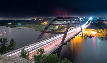 austin: Pennybacker Bridge 360 Austin
