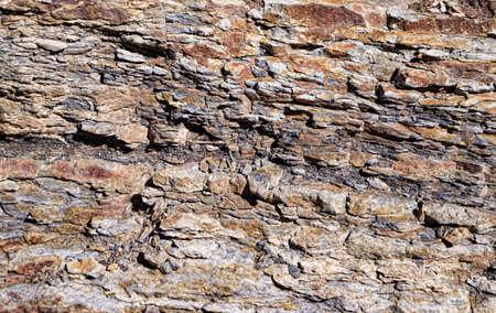Shale Rock Layer