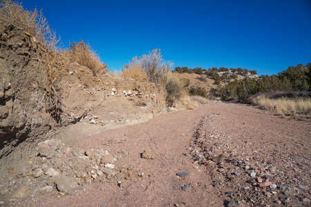 Dry Creek Bed Wash