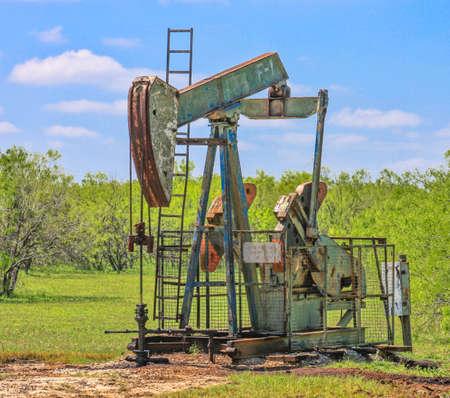 Oil Well Pump Jack Equipment