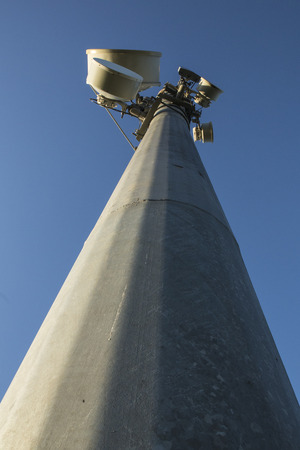 telco: Microwave tower